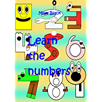 Learn my first numbers (English Edition)