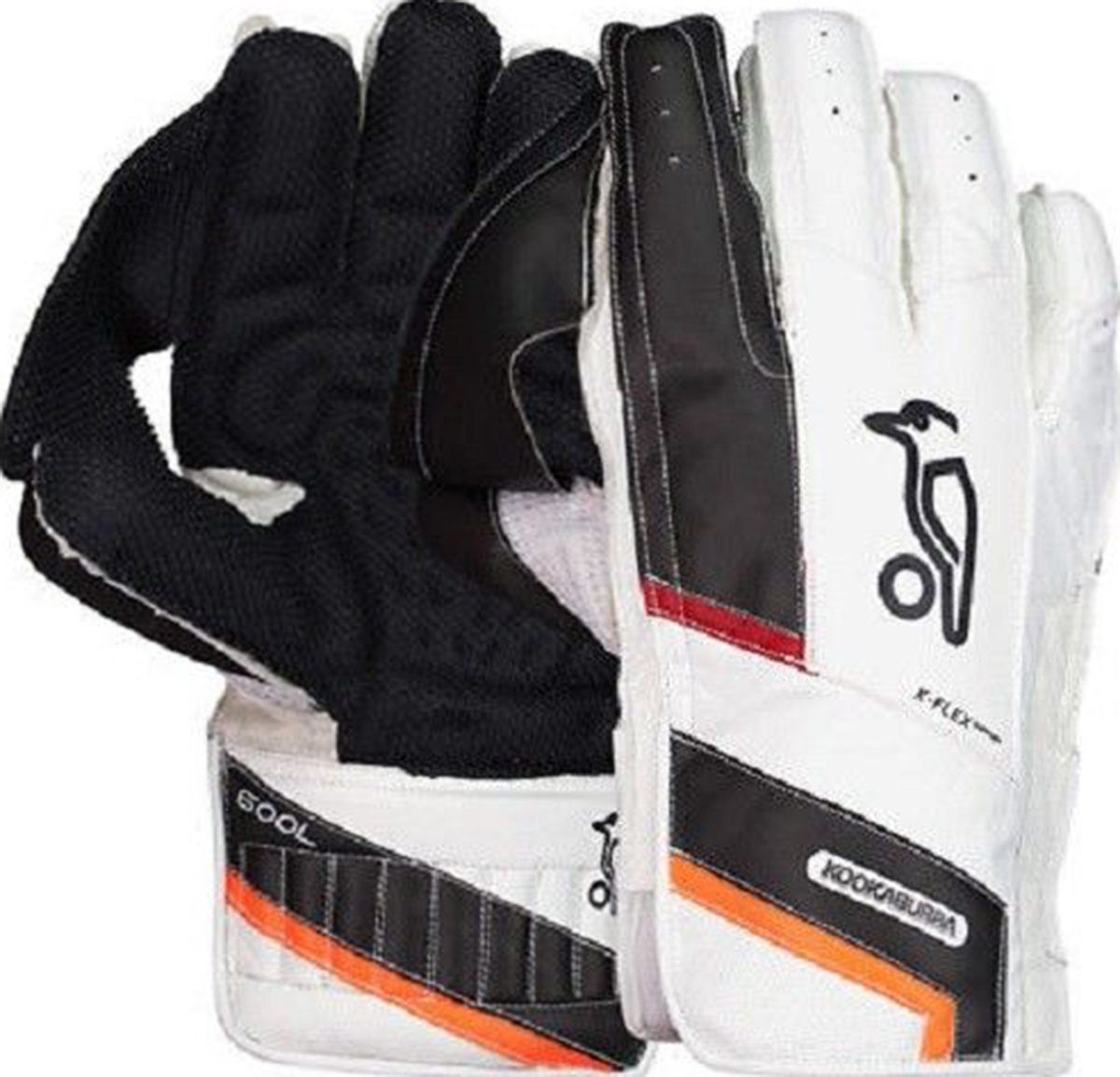 2018 Kookaburra 600L Long Cut Wicket Keeping Gloves NEW Only Cricket