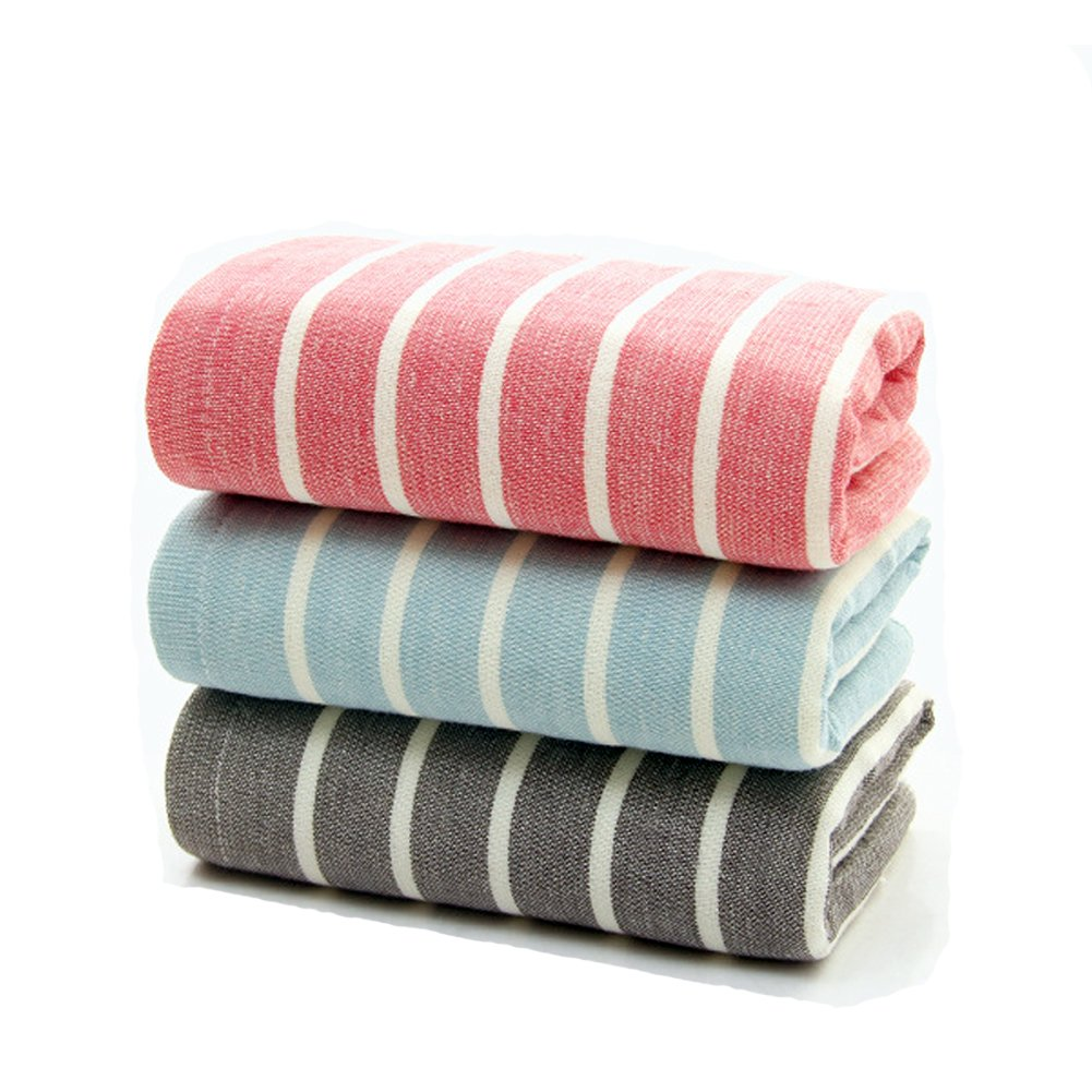 Cotton Gause Muslin Hand Towels(3 Pack,16 ''x 28'') - Absorbent Durable Towels for Home and Outdoor Use by LifeWheel (Image #1)