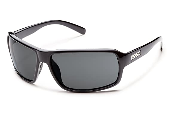 0c0d0a6fa5 Amazon.com  Suncloud Tailgate Polarized Sunglasses  Clothing