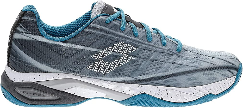 Zapatillas Lotto Mirage 300 Cly Hombre 210733. Silver Metal 2/All w. Talla 40: Amazon.es: Deportes y aire libre