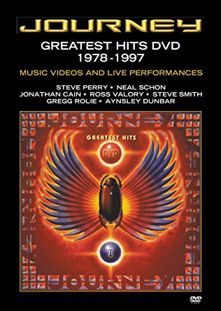 Amazon com: Journey: Greatest Hits 1978-1997: Journey, Steve Perry