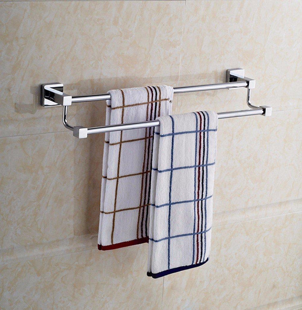 60%OFF KHSKX Quartet double professional bathroom rack