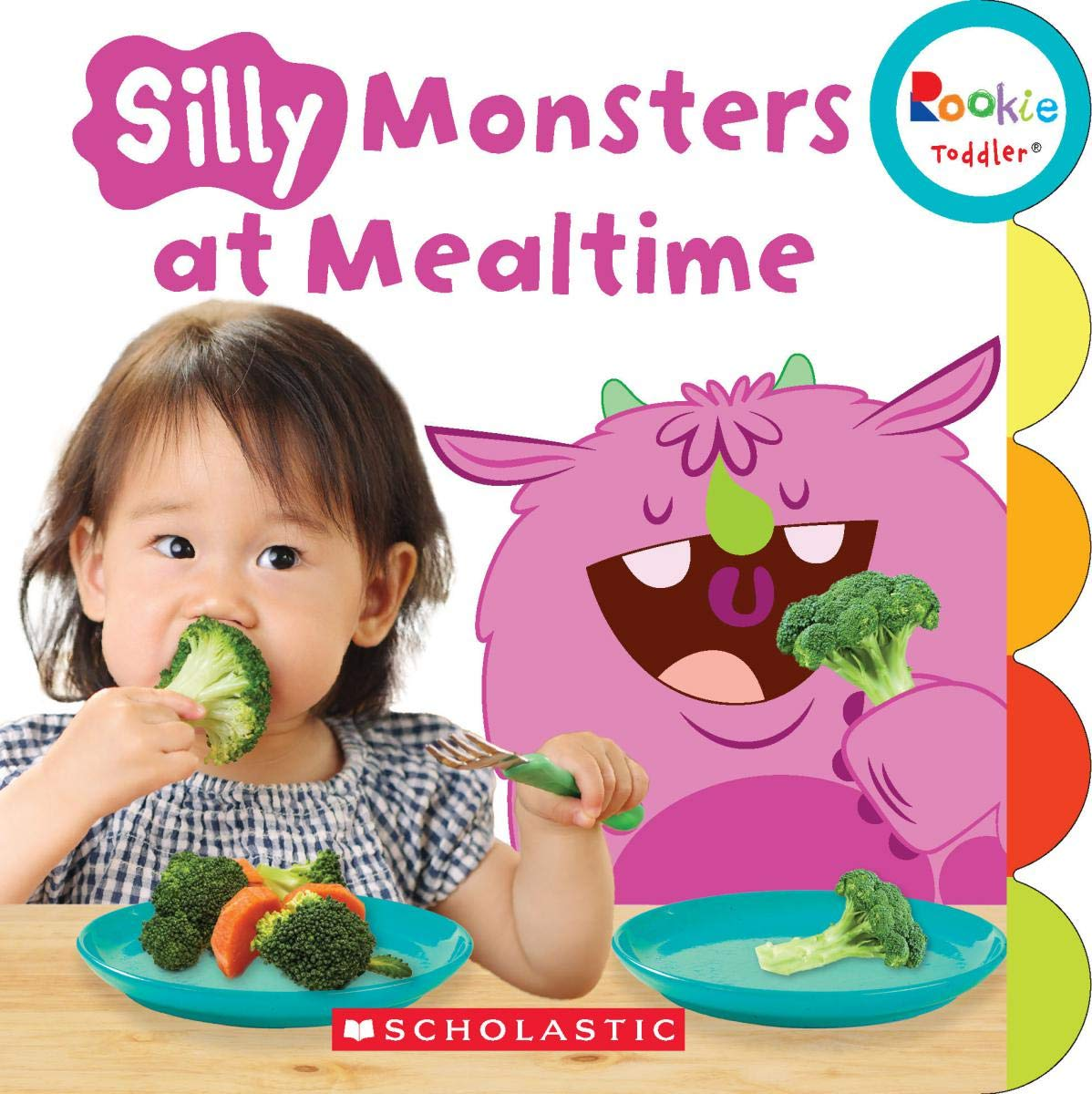 Silly Monsters At Mealtime Rookie Toddler Acer Kerilyn Mayer Sandra 9780531129289 Amazon Com Books