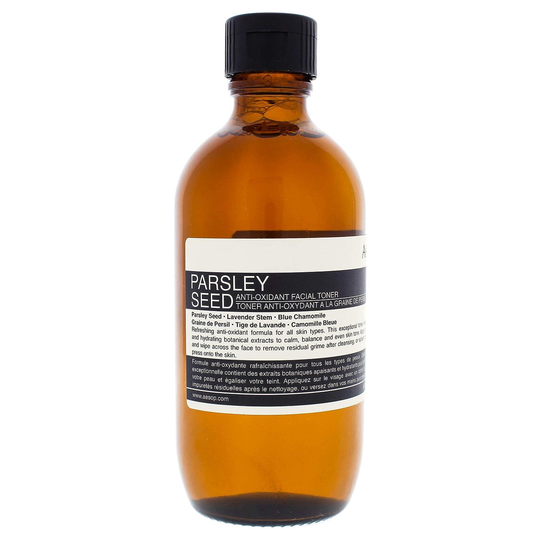 Aesop Parsley Seed Anti-Oxidant Facial Toner,6.8 Ounce