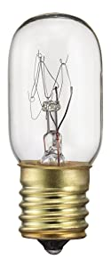 Philips Appliance T7 Light Bulb: 2800-Kelvin, 25-Watt, Intermediate Base