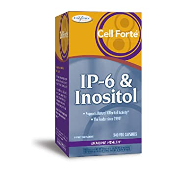 Amazon.com: Enzymatic Therapy Cell Forte IP-6 & Inositol ...