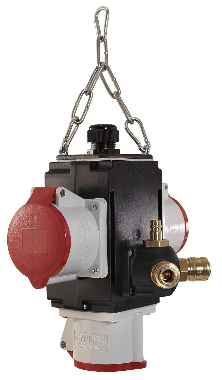as IP44 Gewerbe Schwabe 60731 Energiew/ürfel I Baustelle