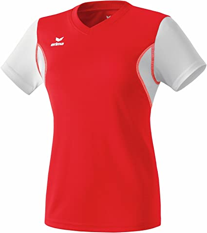 88012c8431a7d6 Erima Damen T-Shirt  Amazon.de  Sport   Freizeit