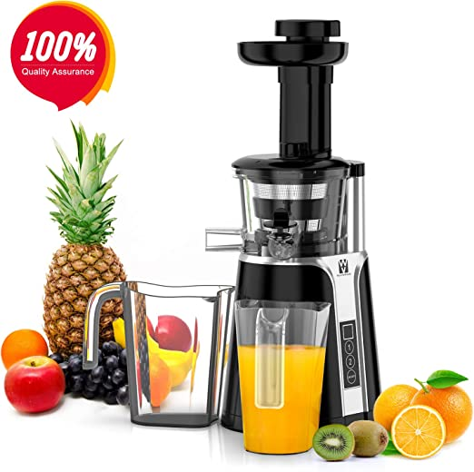 Kitchen & Dining Home Bright Silver Aobosi Slow Masticating Juicer ...