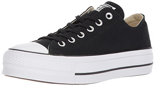 Converse All Star Chucks Sneaker Canvas Scarpe da donna blu low taglia 395 UK 65