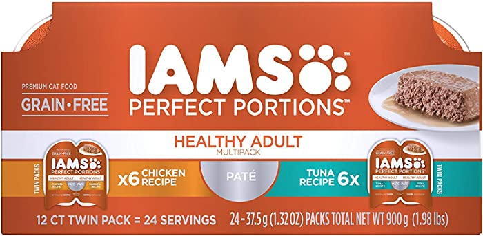 The Best Iams Tuna Canned Cat Food