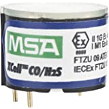 MSA 10106725 Replacement Duo-Tox (Hydrogen Sulphide and Carbon Monoxide) Sensor with Alarms