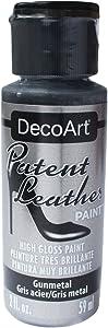 Deco Art Art Paint, Gunmetal