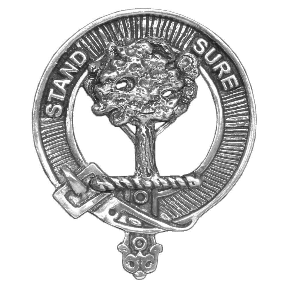Anderson Scottish Clan Crest Badge