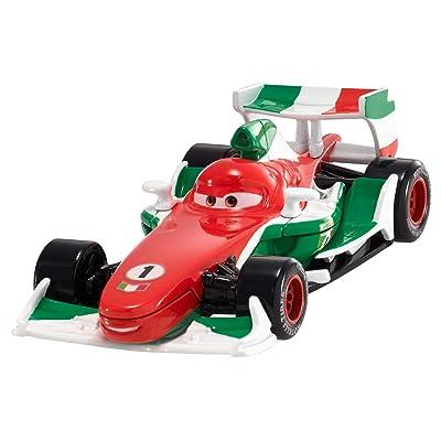 Disney Pixar Cars Francesco Bernoulli: Toys & Games