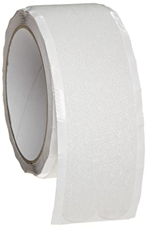 Tenura 72486 0001 Clear Self Adhesive Non Slip Bath And Shower Safety Strip