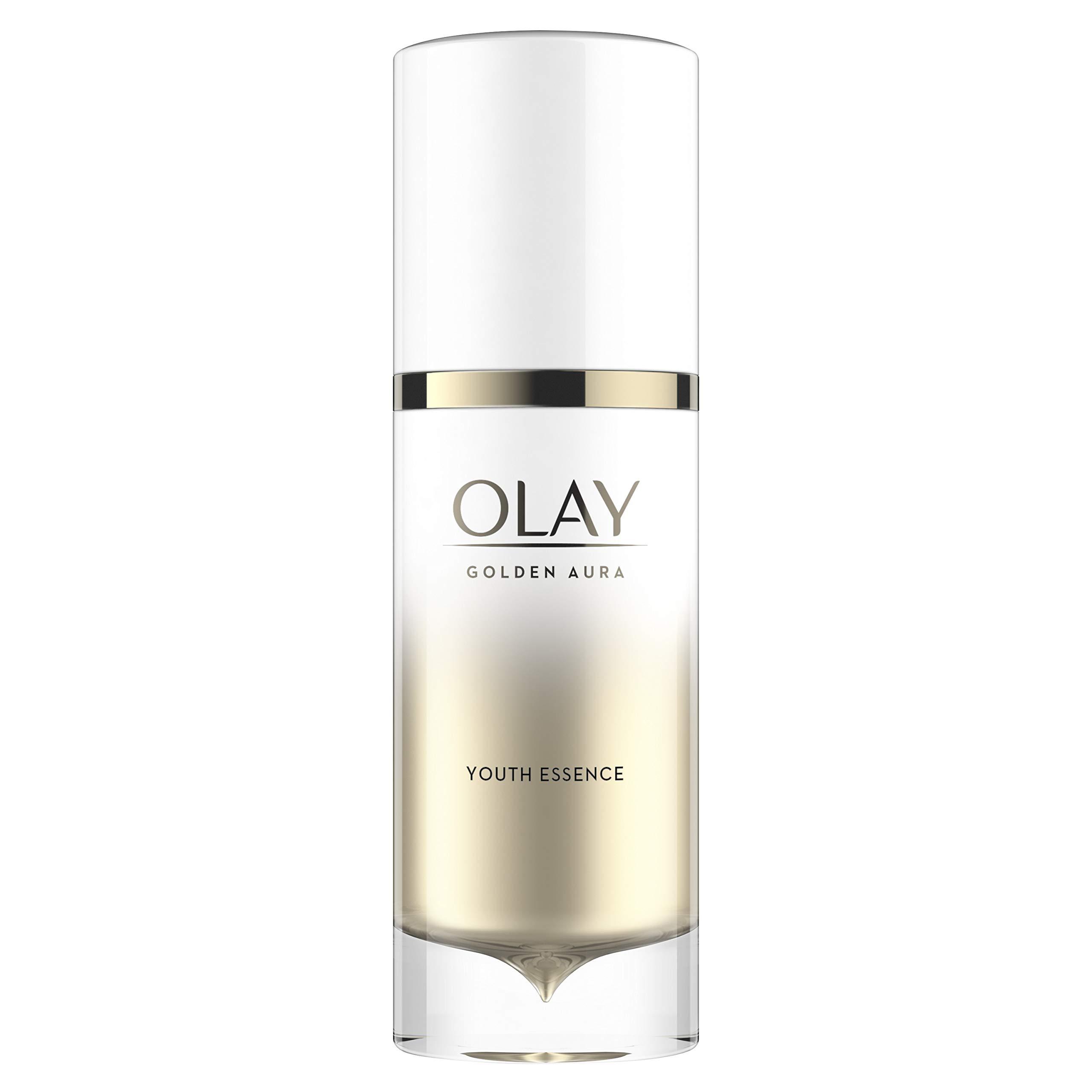 Facial Essence by Olay, Golden Aura Youth Essence, 1.3 Fluid Ounce by Olay (Image #2)