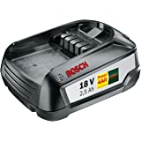 Bosch 1600A005B0 - rechargeable batteries (Lithium-Ion, Power tool, Black, Bosch)