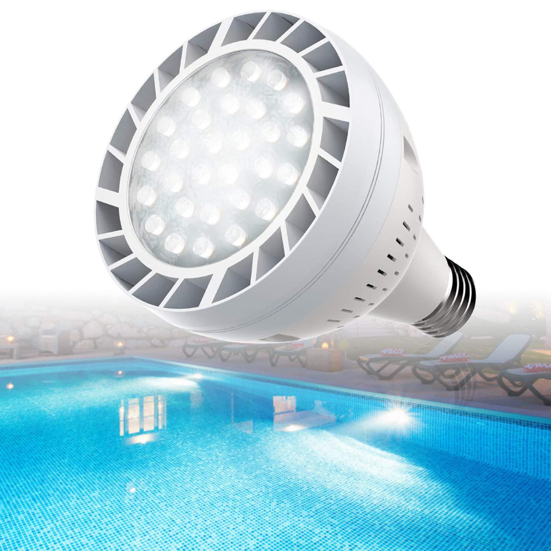 Sunluway 120v 50watt 6500k Led Pool Bulb White Sunluway