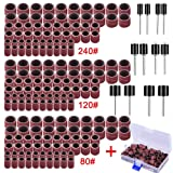 AUSTOR 192 Pcs Sanding Drum Kit with Free Box
