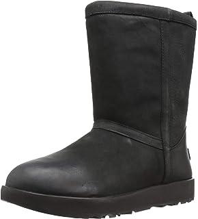 a3faae736e8 UGG Classic Short Waterproof Waterproof Leather Boots 1017508 ...