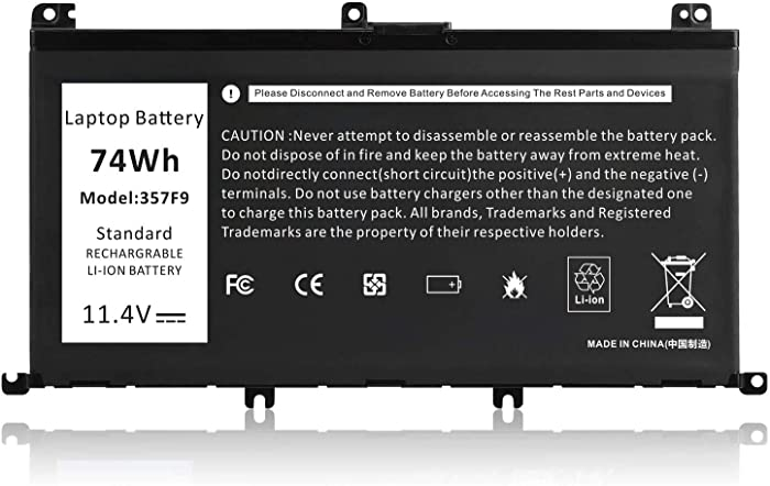 Top 9 Dell Laptop Inspiron 8600 Battery