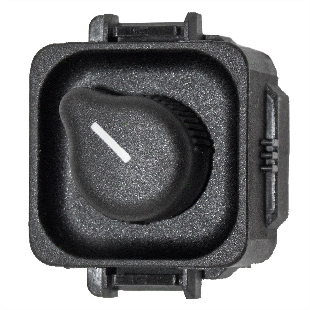 Door Mirror Switch Control Replacement for Mercedes-Benz C-Class E-Class SL-Class &SLK-Class 1298200610