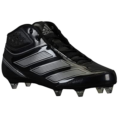 Amazon.com: adidas Mens Malice 2 Fly Fútbol Cleat, negro: Shoes