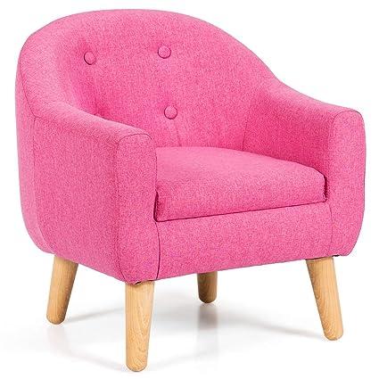 Amazon.com: Costzon Sofá de ocio para niños, asiento ...