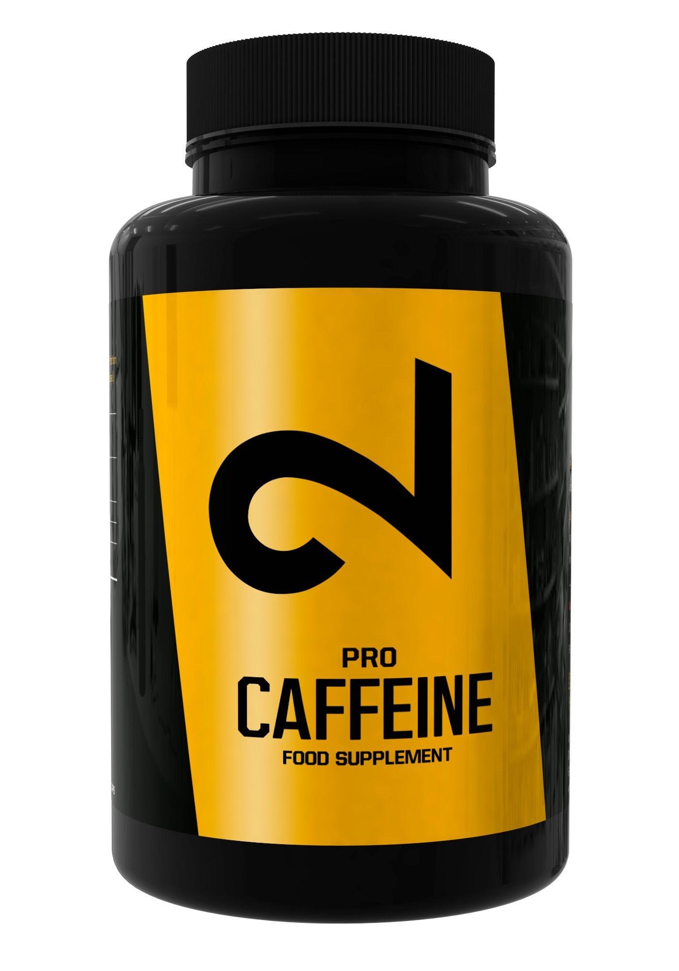 DUAL Pro CAFFEINE | Cafeína 100% Pura Certificada por Laboratorio | 120 Pastillas De Cafeína