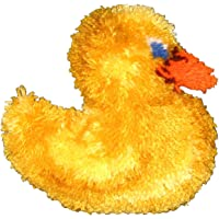 MCG Textiles Huggables Animal Duck Pillow Latch Hook Kit