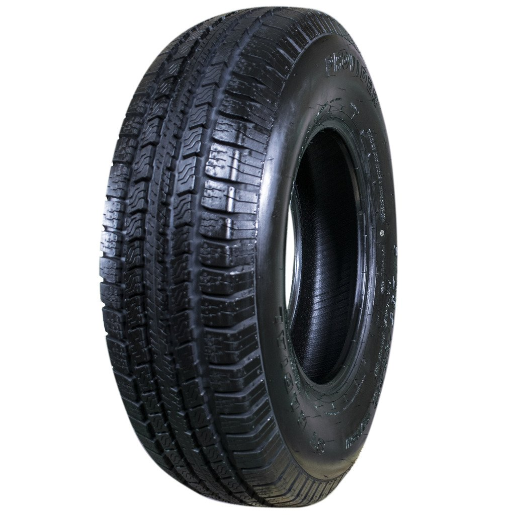 Provider ST235/80R16, Load Range E, 10 PLY Trailer Tire by Provider