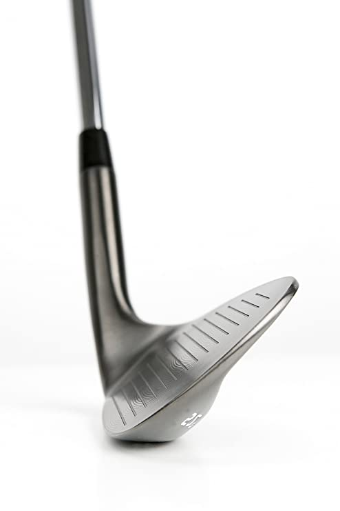 Madera y hierro Pit Ching - Palo de golf wedge (mano ...