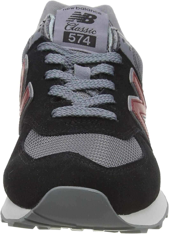 new balance 574v2 homme noir