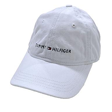 Tommy Hilfiger logo embroidered cap Huge Surprise Sale Online Low ... 693e26c6a32