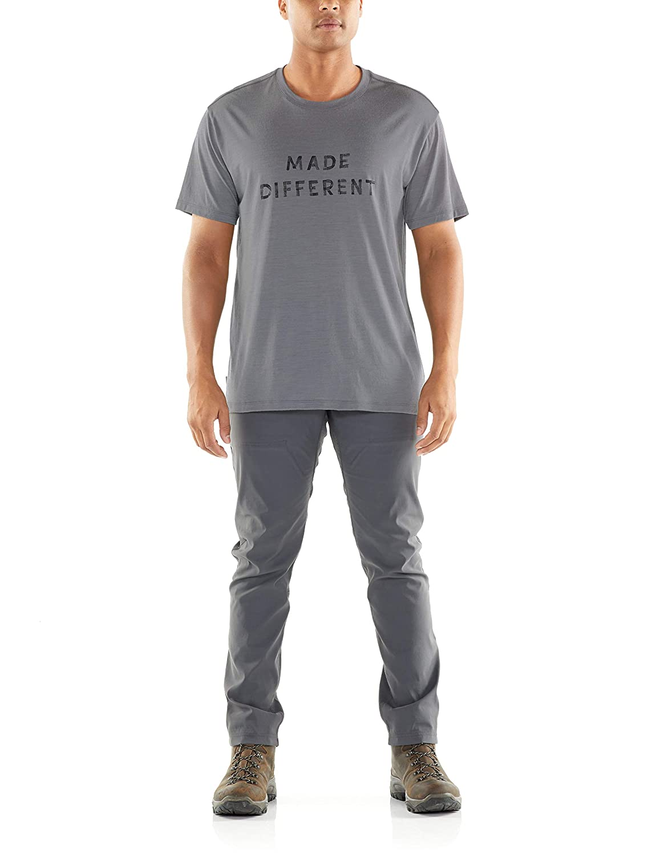 Icebreaker Herren Mens Tech Lite Ss Crewe Made Different T-Shirt