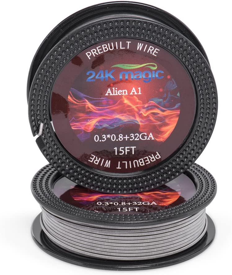 Alien Kanthal A1 28Gx20G+32G 15ft Electronic Resistance Wire
