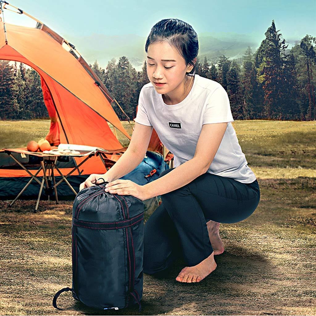 15-20 ° C XY&CF Sac de Couchage extérieur Printemps été et Automne Épaississement Adulte Camping Froid