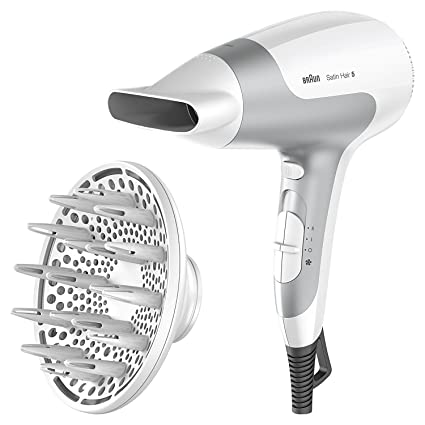 Braun Satin Hair 5 Powerperfection Hd585 - Secador Iónico (Reacondicionado Certificado)