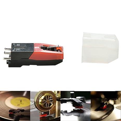 Banpa BP2ATC - Cartucho de repuesto para tocadiscos con ...