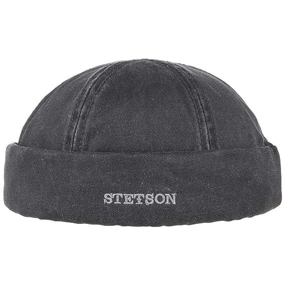 0426e206102 Stetson Old Cotton Docker Hat  Amazon.co.uk  Clothing