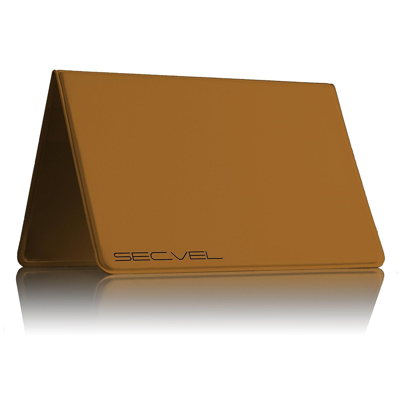 SECVEL - ilNUOVO e MIGLIORATO Portatessere young style - protezione RFID/NFC & campi magnetici - Clover (per 2-4 carte) SECVEL Technologies GmbH