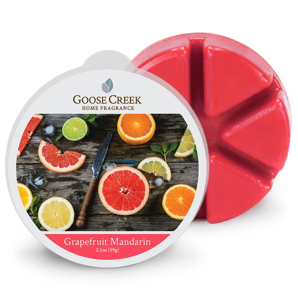Goose Creek Wax Melt Pack Grapefruit M'darin, Orange EW348
