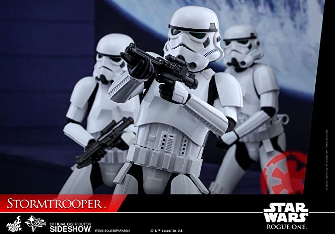 Hot Toys Star Wars Rogue One: A Star Wars Story Stormtrooper ...