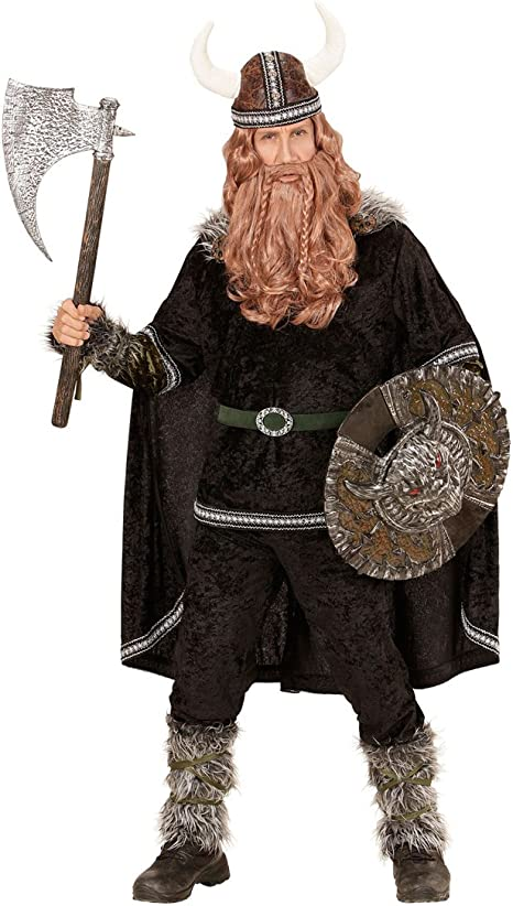NET TOYS Disfraz Vikingo - M (ES 50) | Traje Hombre Bárbaro ...