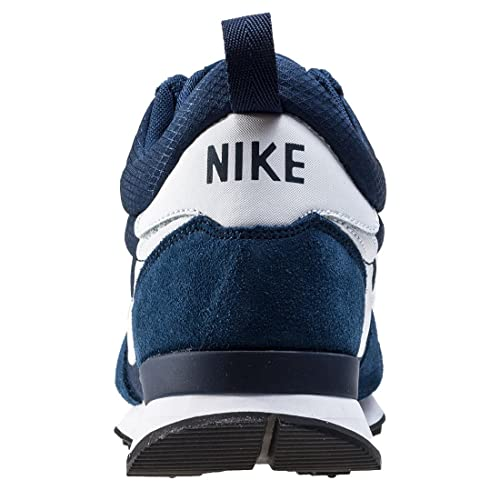newest collection ac319 d84bf Nike Internationalist MID 859478-400 Midnight Navy Game Royal White Men s  Shoes (Size 12)  Amazon.ca  Shoes   Handbags