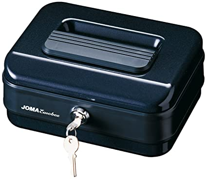 Joma Eurobox-Caja de caudales (nº 4) Color Azul
