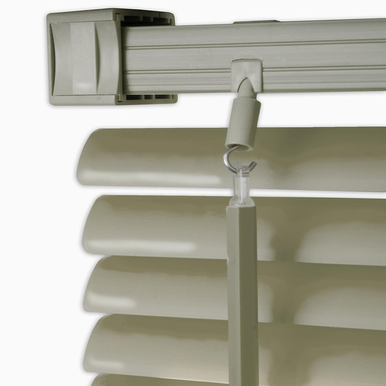 55 x 130 cm casa pura/® Venetian Blind Grey 16 Sizes Available Jalousie Vista   Fully Adjustable