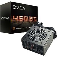 EVGA 450 BT, 80+ Bronze 450W, 3 Year Warranty, Power Supply 100-BT-0450-K1